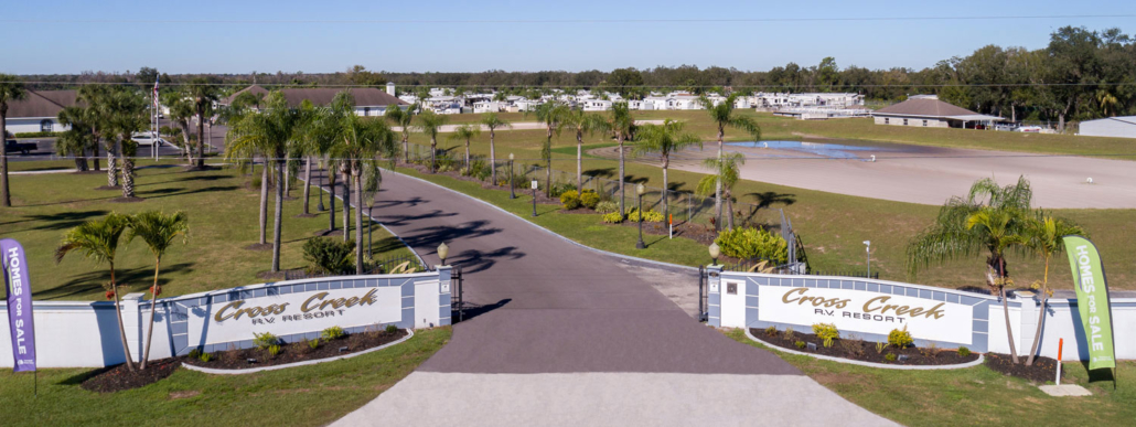 Cross Creek | South Florida's Finest Winter Living | Welcome